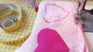 Bebek Battaniyeleri Dikimi 10