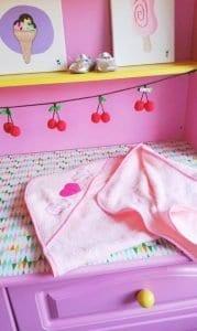 Bebek Battaniyeleri Dikimi 1