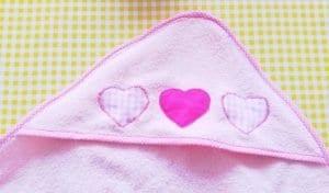 Bebek Battaniyeleri Dikimi 4