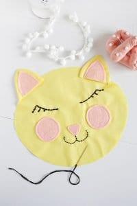 Kedili Yastık Nasıl Yapılır? 8