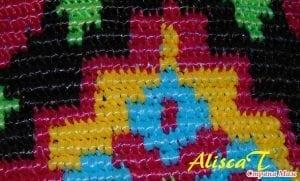 Naylon Poşetten Wayuu Çanta Yapımı 11