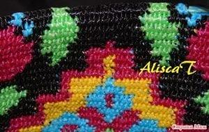 Naylon Poşetten Wayuu Çanta Yapımı 12