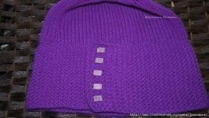 Örgü Şapka Yapımı 9