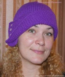 Örgü Şapka Yapımı 11