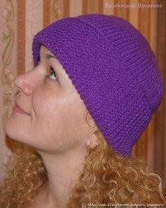 Örgü Şapka Yapımı 12