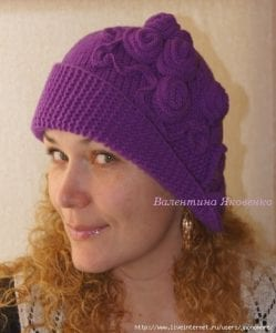 Örgü Şapka Yapımı 18