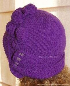 Örgü Şapka Yapımı 2