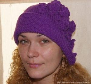Örgü Şapka Yapımı
