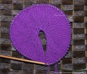 Örgü Şapka Yapımı 3