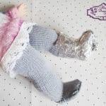 Oyuncak Bebek Ayakkabı Yapımı 12
