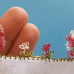 Pırpırlı İğne Oyası Yapılışı Videolu Anlatımlı