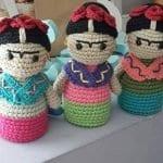 Amigurumi Frida Kahlo Modelleri 16