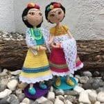 Amigurumi Frida Kahlo Modelleri 34