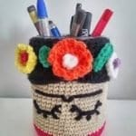 Amigurumi Frida Kahlo Modelleri 3