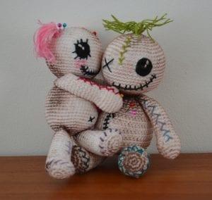 Amigurumi Voodoo Dolls 9