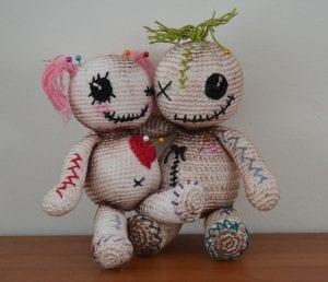 Amigurumi Voodoo Dolls 7