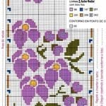Kanaviçe Havlu Şablonları 24