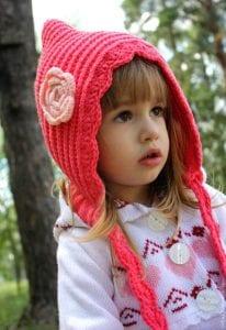 Kırmızı Başlıklı Kız Şapkası 15
