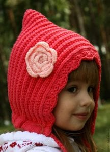 Kırmızı Başlıklı Kız Şapkası