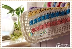 Kolay Battaniye Modelleri Yapılışı 3