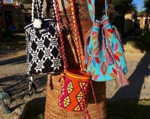 Wayuu Çanta Sapı 1