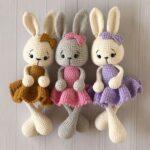 Amigurumi Yeni Yıl Tavşan Yapımı 15