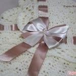 Battaniye Modelleri Örgü Bebek 9