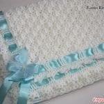 Battaniye Modelleri Örgü Bebek 2