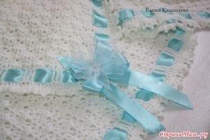 Battaniye Modelleri Örgü Bebek