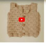 Erkek Bebek Yelek Modelleri ve Yapılışı 8
