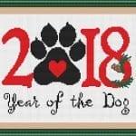 Kanaviçe Etamin Yeni Yıl Şablonları 57