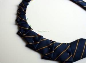 Kravattan Kolye Yapımı 1