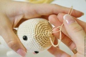 Oyuncak Bebek Saçı Yapımı 2