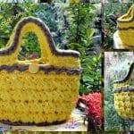 Penye İp Çanta Yapımı