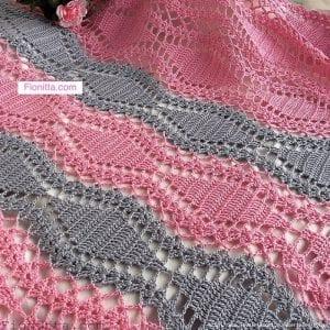 Parçalı Örgü Battaniye Yapımı