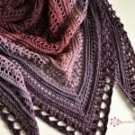 Secret Paths Shawl Yapımı 7