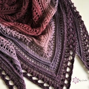 Secret Paths Shawl Yapımı