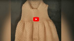 Bebek Elbisesi Nasıl Örülür Anlatımlı
