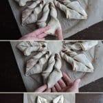 Değişik Poğaça Şekilleri Yapılışı 10