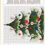 Etamin Çam Ağacı Şablonları 1