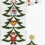 Etamin Çam Ağacı Şablonları 7