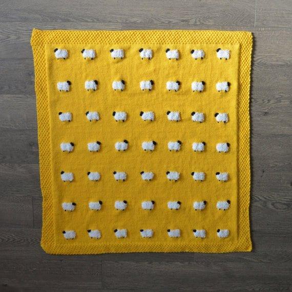 Kuzulu Battaniye Yapımı 11