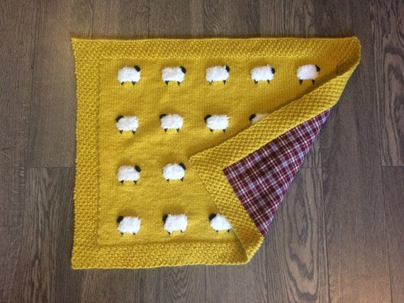 Kuzulu Battaniye Yapımı 12
