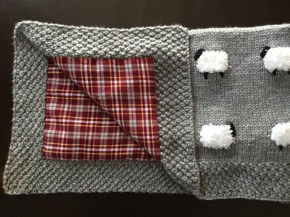 Kuzulu Battaniye Yapımı 16