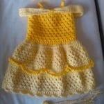 Örgü Bebek Kostümleri 13