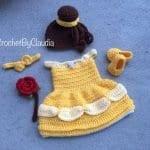Örgü Bebek Kostümleri 15