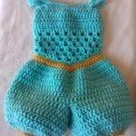 Örgü Bebek Kostümleri 17