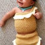 Örgü Bebek Kostümleri 18