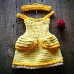 Örgü Bebek Kostümleri 1