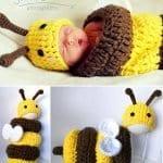 Örgü Bebek Kostümleri 22